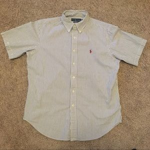 Men's Polo Ralph Lauren short sleeve large